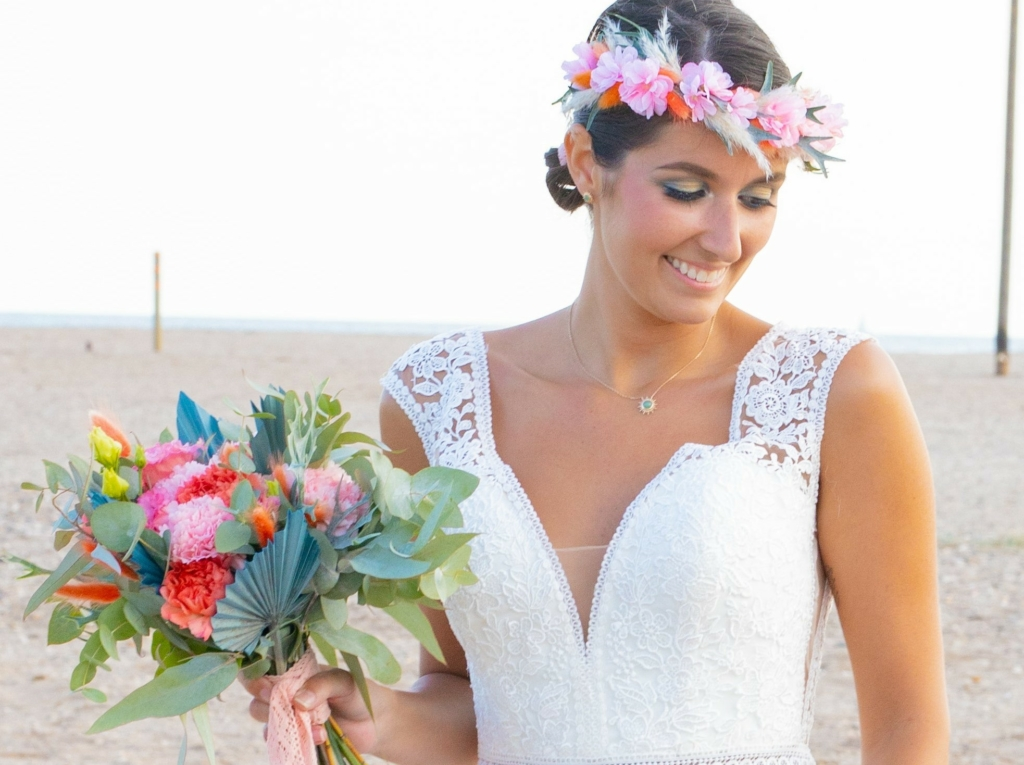 Maquillage Inspiration mariage